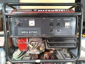 Di jual mesin genset 6700