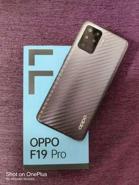 Oppo F19 pro..8gb..128gb Full Box kit.. Brand new condition.