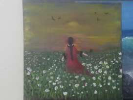 Oil Painting for sale in karachi