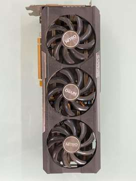 GPU Sapphire Nitro R9 390 8GB Graphics Card
