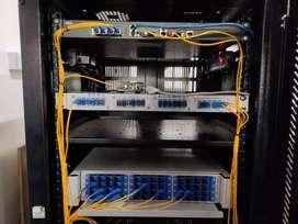 Optic Fiber Technician