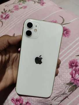iPhone-11 128GB new brand condition Indian