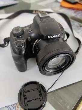 DSL- R ...Sony cyber shot camera