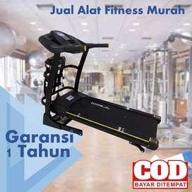 Treadmill Elektrik Total Fitness 2 hp TL 636 PALING DICARI
