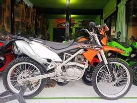 Kawasaki Klx BF Orange Dp Minim (FMS) Gresik