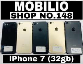 Apple iphone 7 (32gb) all colours available.