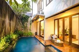 Dijual Rumah Cantik Cluster Full Furnished Swimming Pool Di BSD City