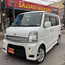 Suzuki Every Wagon PZ Turbo Special 2014 Model