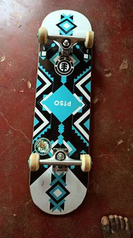 PISO DRAGONFLY SKATEBOARD COMPLETE