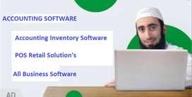 Accounting Software - Inventory Distribution Software - Point of Sale
