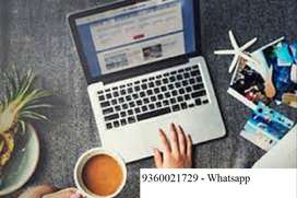 Online job with good income- Work from anywhere any time