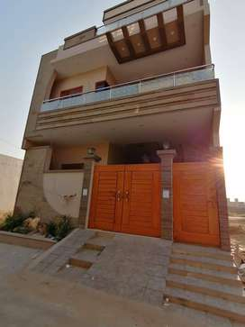 Beautiful new double story house sell in block-1, saadi garden