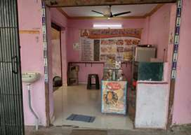 Fast food hotel for sale opp auto stand, near new D mart Badlapur West