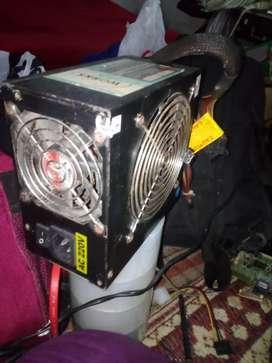 Power Supply PSU Pc w500 plus+