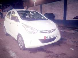 Eon car 2013  good condition for quick sale, 2.3 lakh only