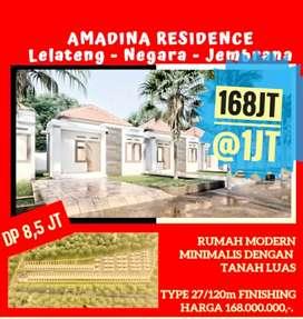 Jual Rumah Subsidi Negara Jembrana Bali