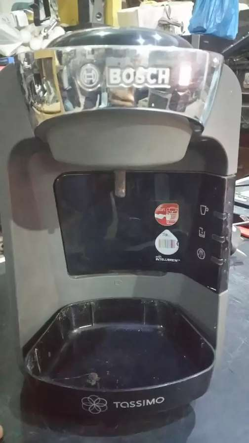 Bosch's and Cookworks Coffee Maker