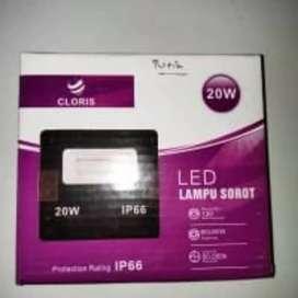 Lampu Spotlight 20watt/Lampu sorot 20watt/Lampu Tembak 20watt