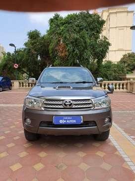 Toyota Fortuner 3.0 4x4 Manual, 2010, Diesel