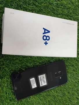 Samsung A8plus ram 6/64 sein