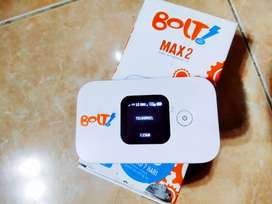 Modem Bolt Max 2 Unlocked All Operator
