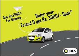 Stop Doing Driver Jobs - OLA leasing Cars