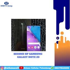 Second Samsung galaxy Note 20 ultra 8/256 ex display