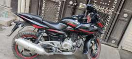 Pulsar 220 good condition new tyr new btry