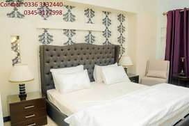 02 Bedrooms Furnished Hotel Apartment on Shahra-e-Faisal