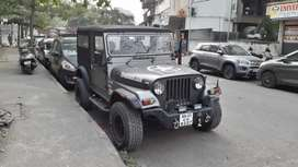 Army Mahindra Jeep 2018 Diesel .Well Maintained. With valid documents.