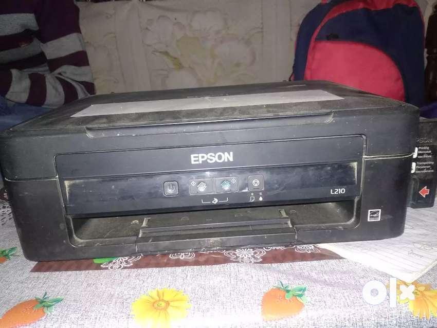 Colour printer Epson l210 0
