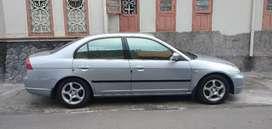 New Civic VTiS at 2001 antik