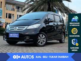 [OLXAutos] Honda Freed 1.5 E PSD A/T 2015 Hitam