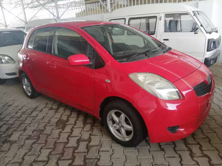 Toyota vitz for sell 0