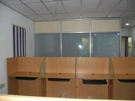Modular glass partition workstations in chennai