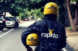 Rapido  free joining and attractive joining bonus upto  3500