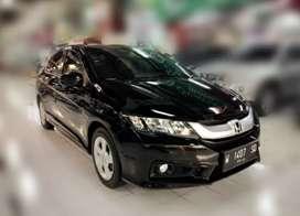 Honda City 1.5 S CVT Matic 2014 Hitam Bisa DP Minim + Banjir Bonus