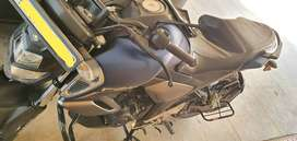 Almost brand new Yamaha FZS for sale