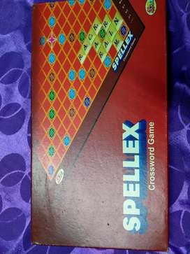 Spellex board game perfect for increasing word power price negotiable