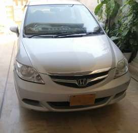 Honda city 2006 manual