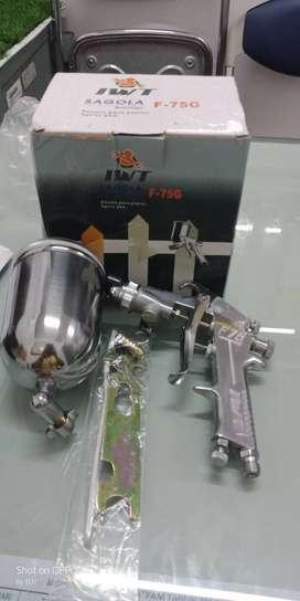 Spray Gun F75 Sagola 400 mL
