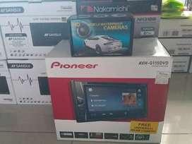 paket head uint pioneer free kamera 1600k!