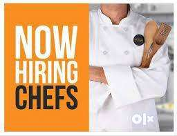 Required chef for a cafe brand