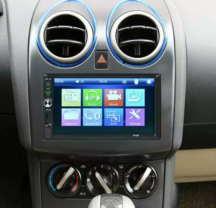 Head Unit Double Din Mp5 Mirorlink 0