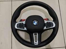 M Steering Setir + Airbag Original BMW M 5 Series 530 520 G30 X3 X5 X1