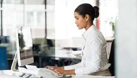 Front Office urgently required