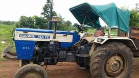 Sawraj tractor For rented with tralli