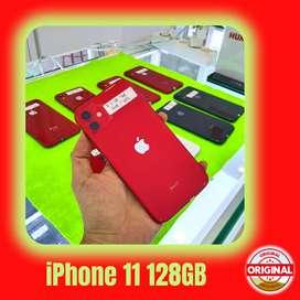 SECOND IPHONE 11 128 GB EKS INTER - FULLSET