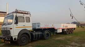 Truck trolla Tata 4018