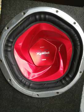 Sound system heavy base 1300Wt